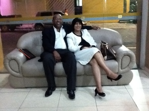 Roy and Sheila Pillay Spiritual Parents  CCF International Church