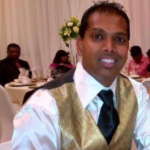 ALISTAIR PILLAY Pastor CCF International Church  South Africa