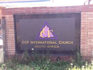 THE HOME OF CCF INTERNATIONAL CHURCH IN WYEBANK, SOUTH AFRICA